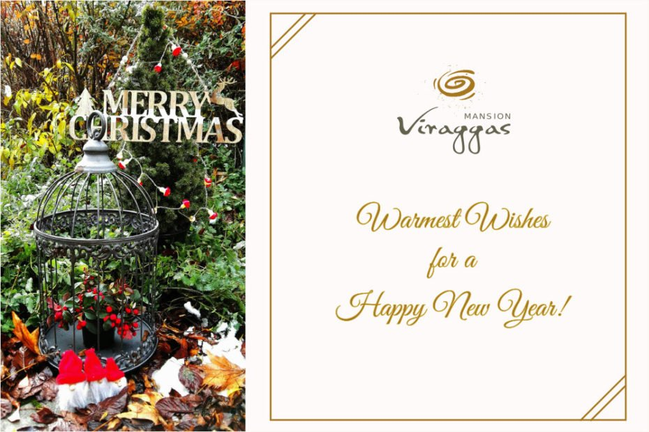 Viraggas Christmas Card